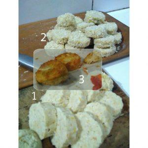 Resep Nugget Ayam Dan Sayur Praktis Sekilas Info