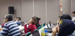 Belajar dan menjadi usahawan internet di Setu Bekasi