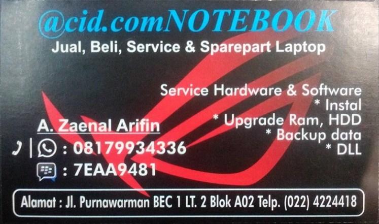 Jual , Beli , Service & Sparepart Laptop Murahh Di Bandung