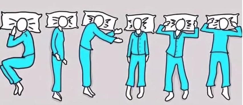 6 Gaya Tidur yang Menggambarkan Kepribadian Kamu..