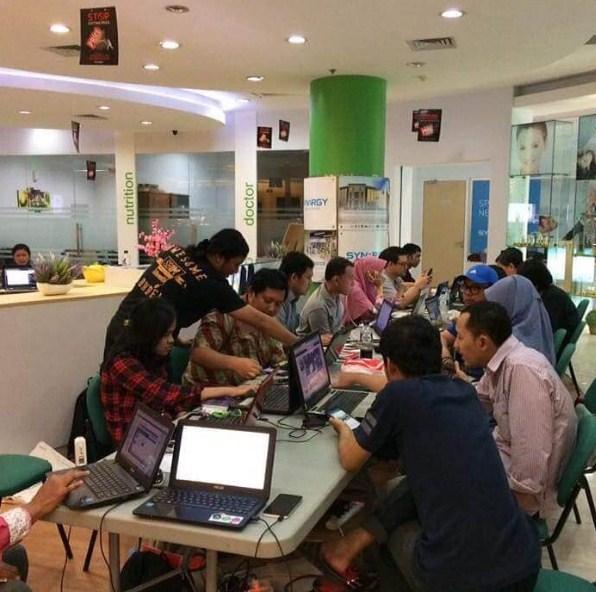 Belajar Bisnis Online di Pegangsaan Dua Jakarta Hub. 087878211823