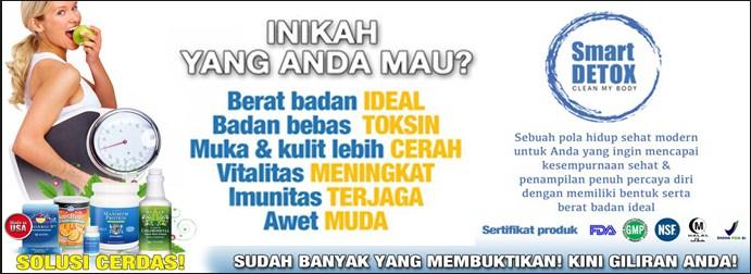 Jual Smartdetox Resmi di Cakung Timur Jakarta Hub. 087878211823