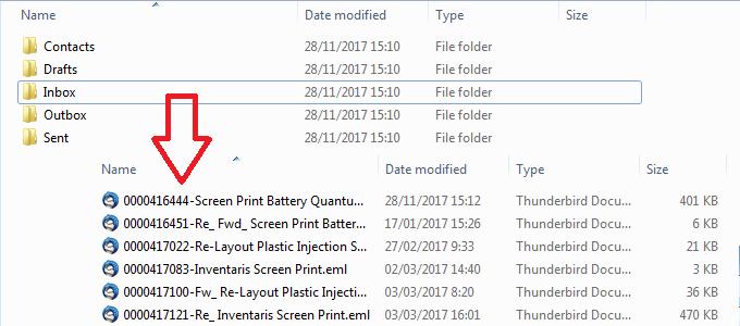 Ekspor Email Zimbra Desktop Ke Outlook Express