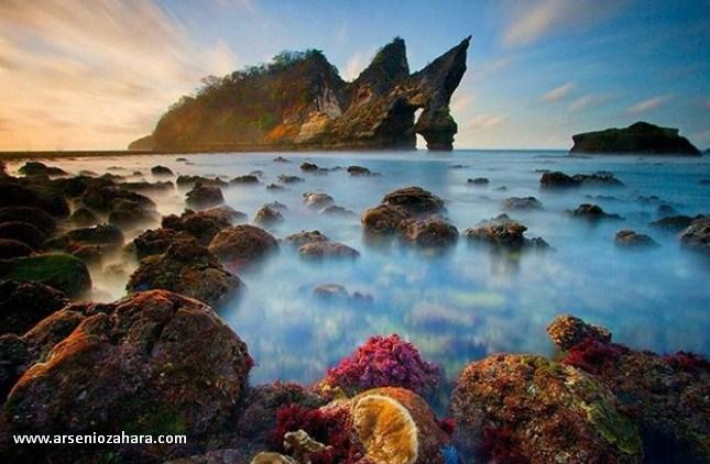 Indahnya Pantai ATUH di Nusa Penida BALI , Kamu Pasti Belum Tau..