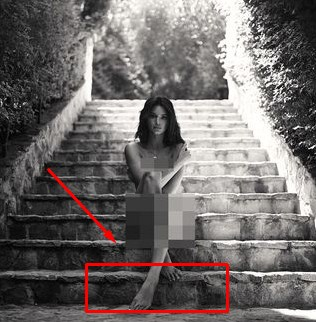Upload Foto Tanpa Busana, Kendall Jenner Dibully Netizen karena Jari Kaki