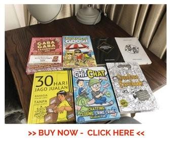 Cari Buku Jago Jualan Online ?
