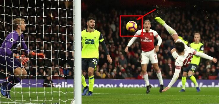 Tembakan Salto Dari Langit Toreirra Bawa Kemenangan Arsenal
