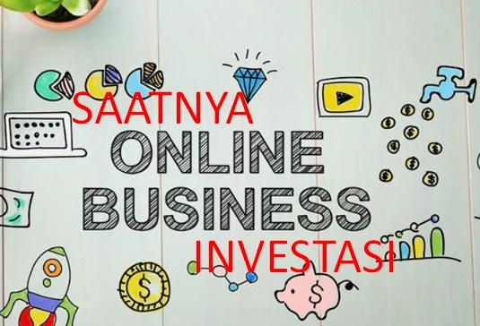 Mau Investasi Di Bisnis Online? Kenali Dulu Jenis Investasinya