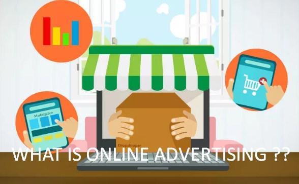 Apa itu Online Advertising dan ada berapa Jenis kah ?