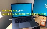 12 Langkah Menjadi Web Developer 2019