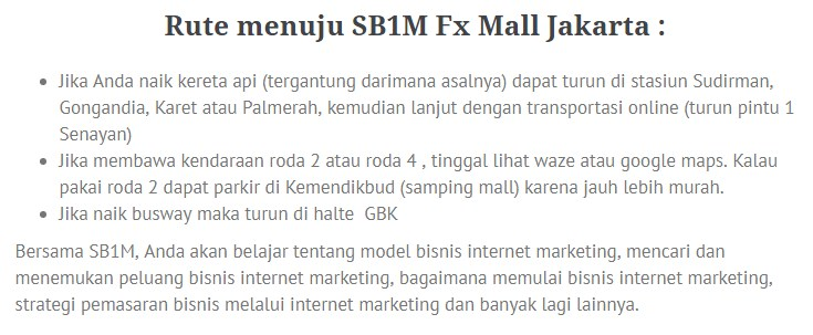 Belajar Bisnis Online di Jembatan Besi Jakarta Hub. 087878211823