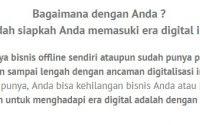 Belajar Bisnis Online di Karet Jakarta Hub. 087878211823