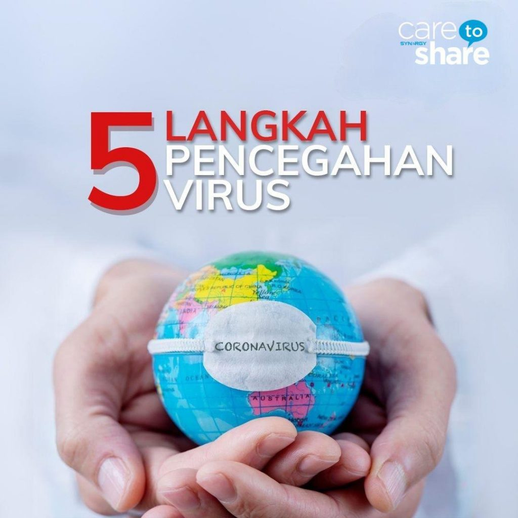 5 Langkah Pencegahan Virus Masuk Ke Tubuh Kamu