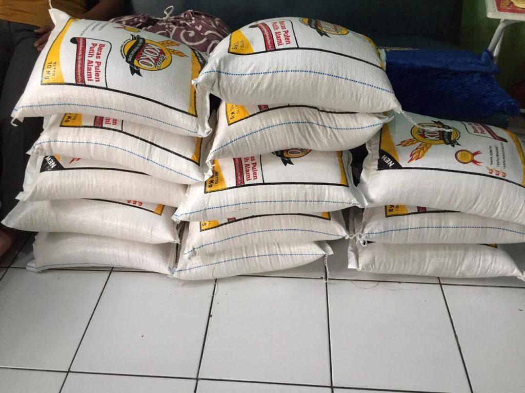 Jual Beras Premium Pulen Putih Murah Di Bekasi 087878211823